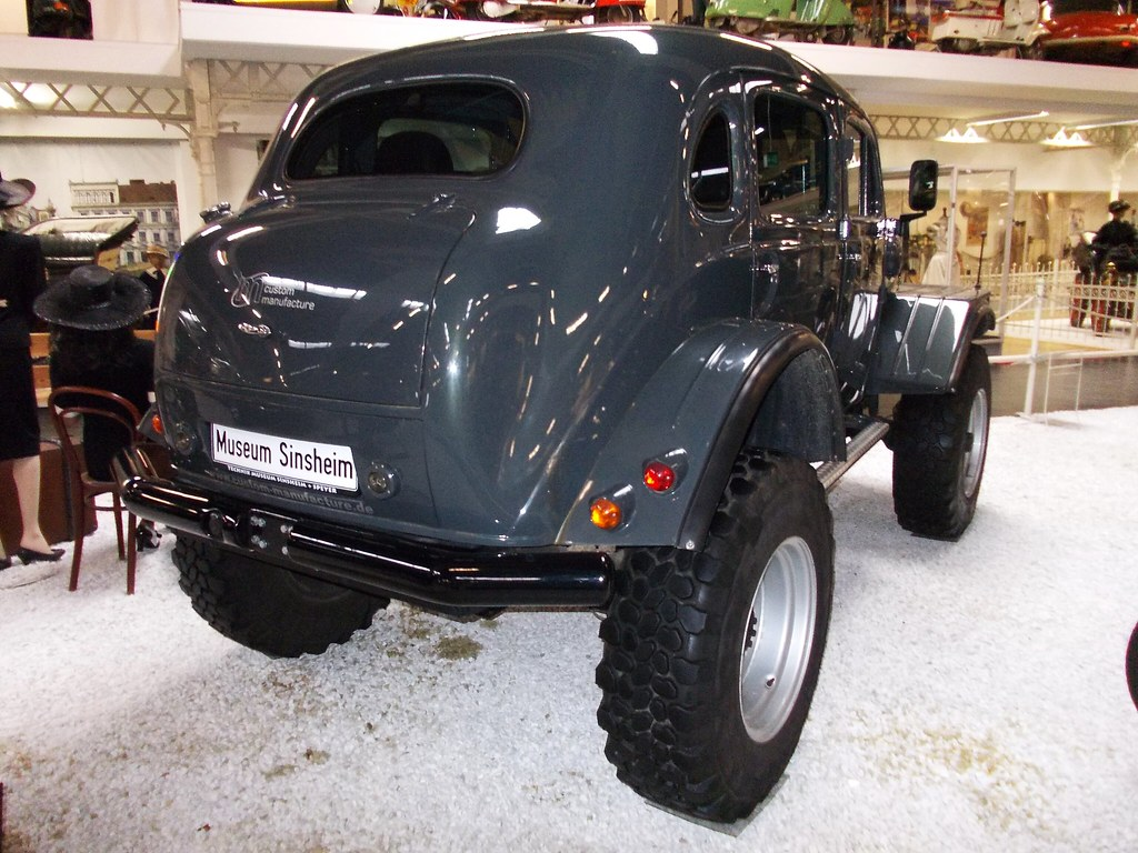 Ford Excursion Engine >> Volvo TP21 Sugga Radio Car 1956   Auto- & Technikmuseum Sins…   Flickr