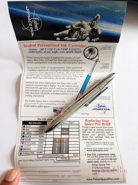 Review Fisher Bullet Space Pen @AllWritePaper (6)