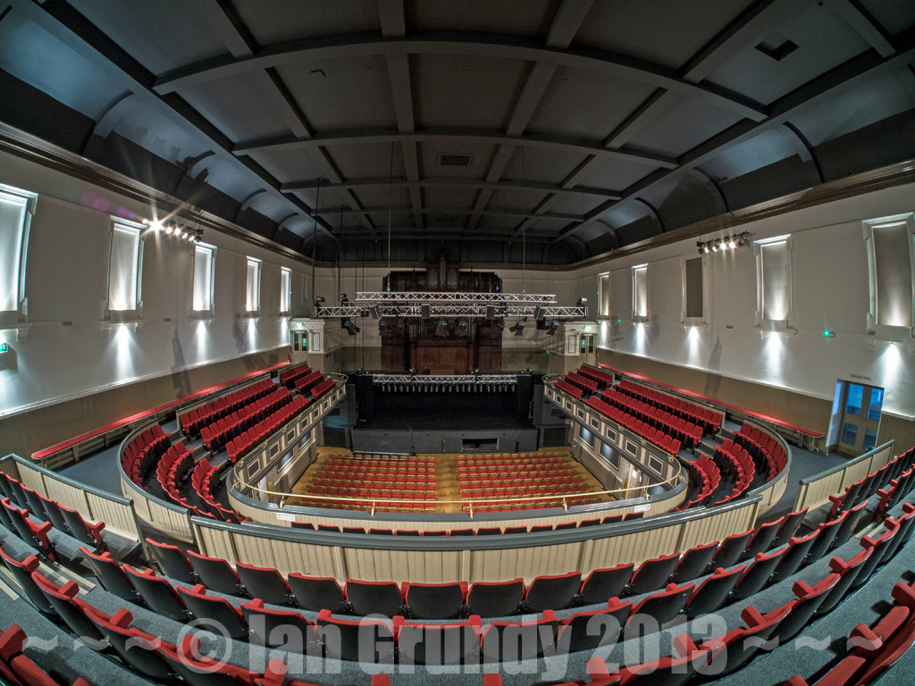 Parr Hall 4203 Parr Hall Warrington Opened In 1895 And