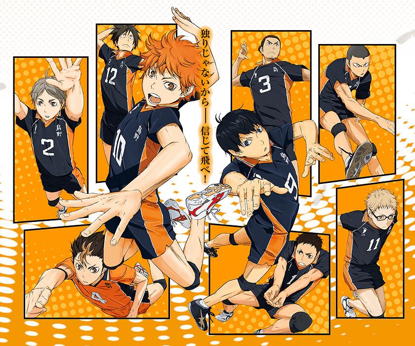 131205(1) - 2014年4月新動畫《排球少年》公開首支預告片、第三批「烏野高校」角色聲優名單!