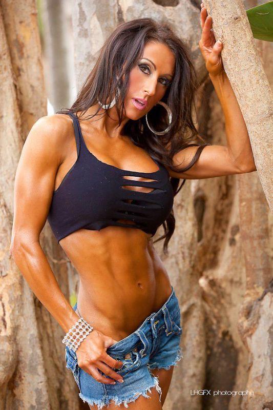 IFBB Bikini Pro Jennifer Dawn-fit | fitness-bodybuilding