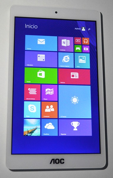 Tablet AOC W806|