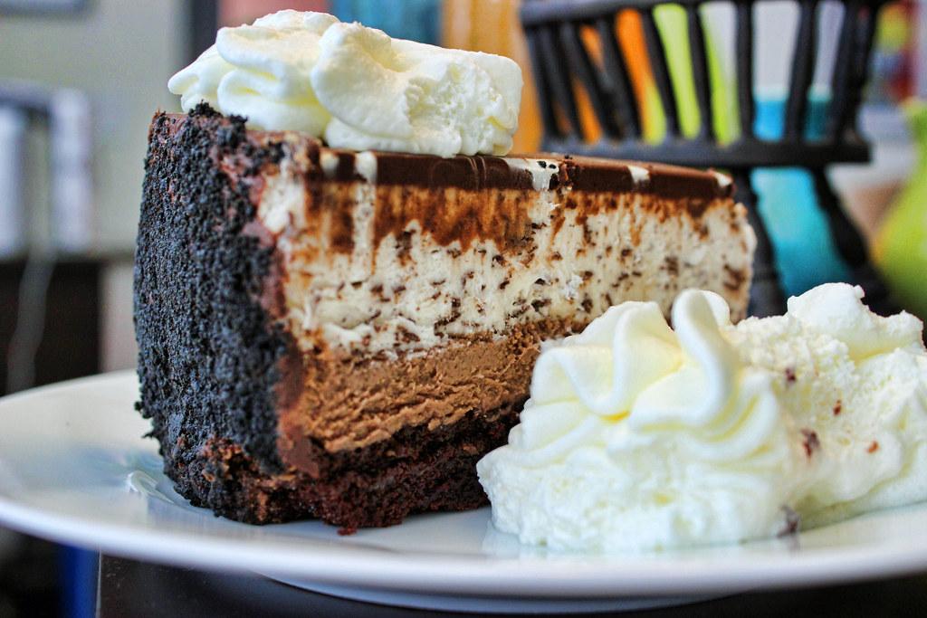 Chocolate Tuxedo Cream Cheesecake Chocolate Tuxedo Cream Cheesecake 13