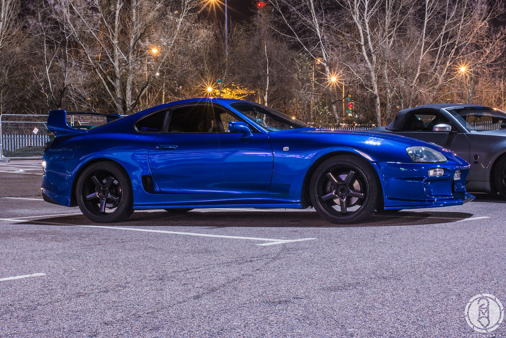 Toyota Supra Stance Daily Meet Gmd Online Flickr