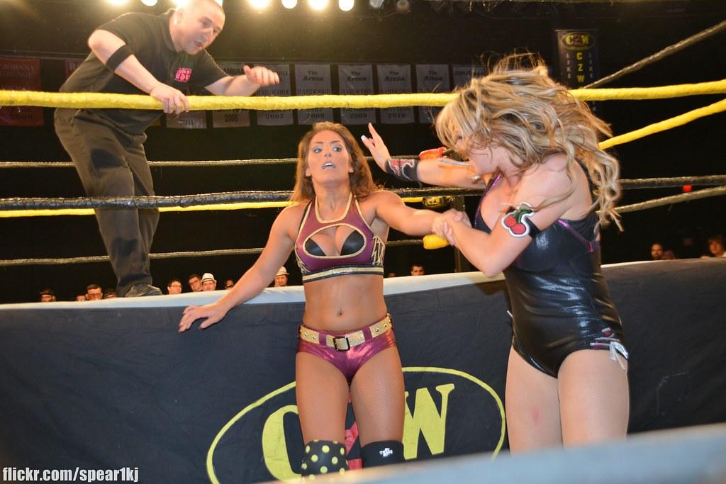 Wsu Wrestling Ring