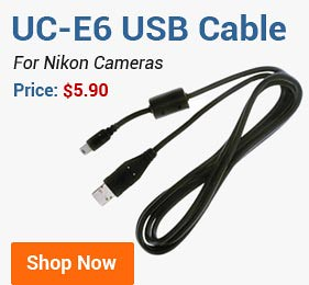 UC-E6 USB Cable