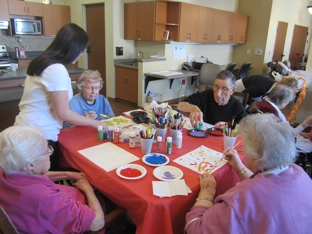 Nursing Homes In Vista