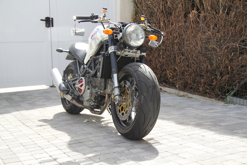 Ducati Bobber Project