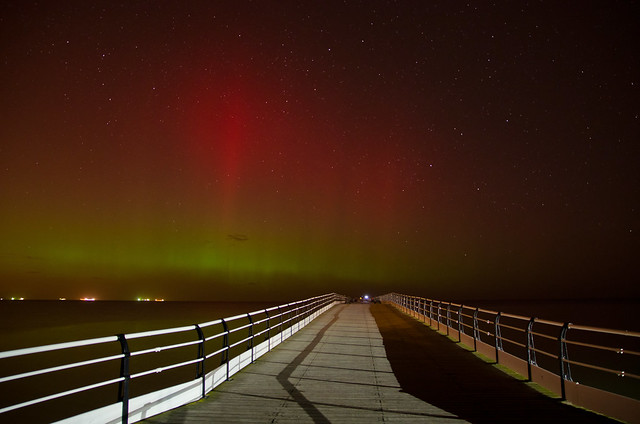 Aurora Saltburn by the Sea.