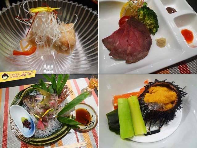Shogetsu Grand Hotel - Shogetsu style seasonal dinner - 4