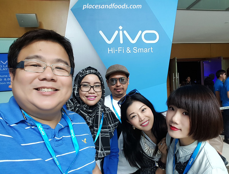 vivo bloggers wefie