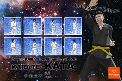 SS POSE Karate KATA @ ORIGAMI