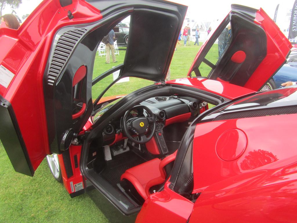 Ferrari enzo coupe interior 2009 mr38 flickr vanachro Images