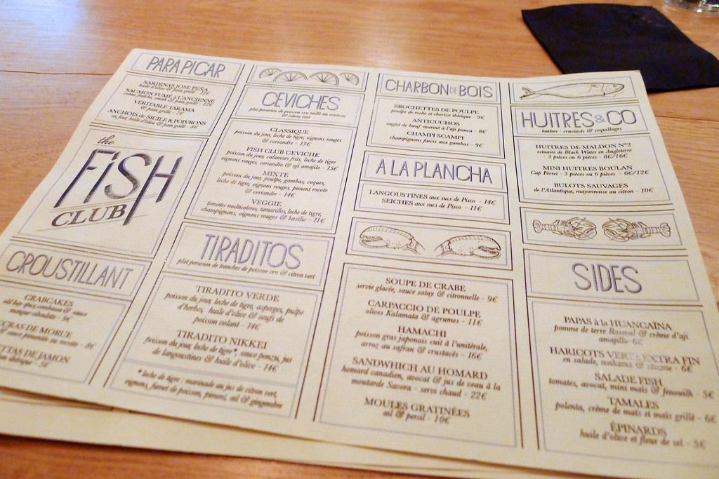 Restaurant Paris  La Fourchette