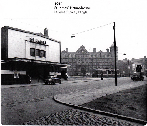 Cinemas - Dingle - St James Picturedrome