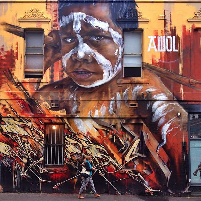 Young Hunter Adnate Fitzroy Melbourne Adnate Awol