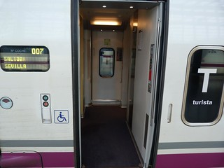 Tren AVE Madrid - Sevilla