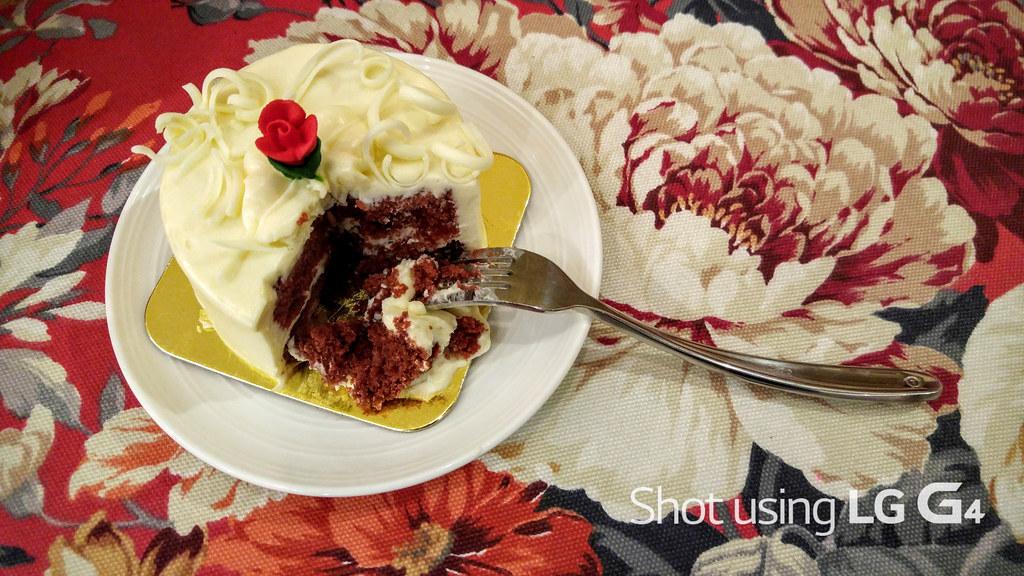 Karen's Red Velvet Cake