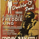 DCBS Ticket Giveaway - Freddie King Tribute at The Hamilton