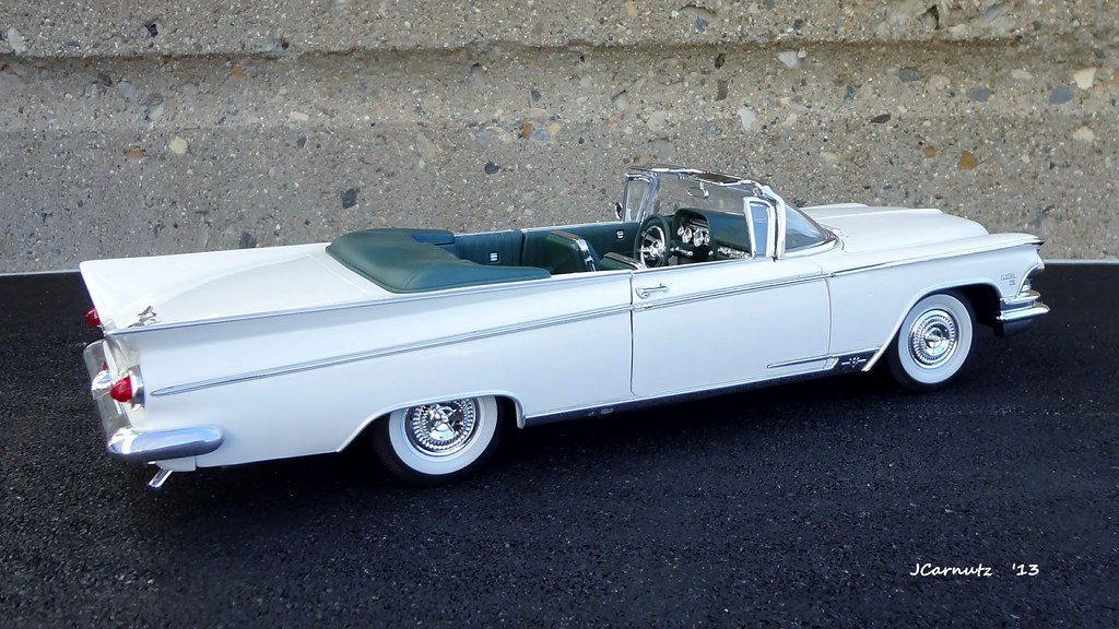 1959 Buick Electra 225 Convertible | Issued by Yat-Ming in ...