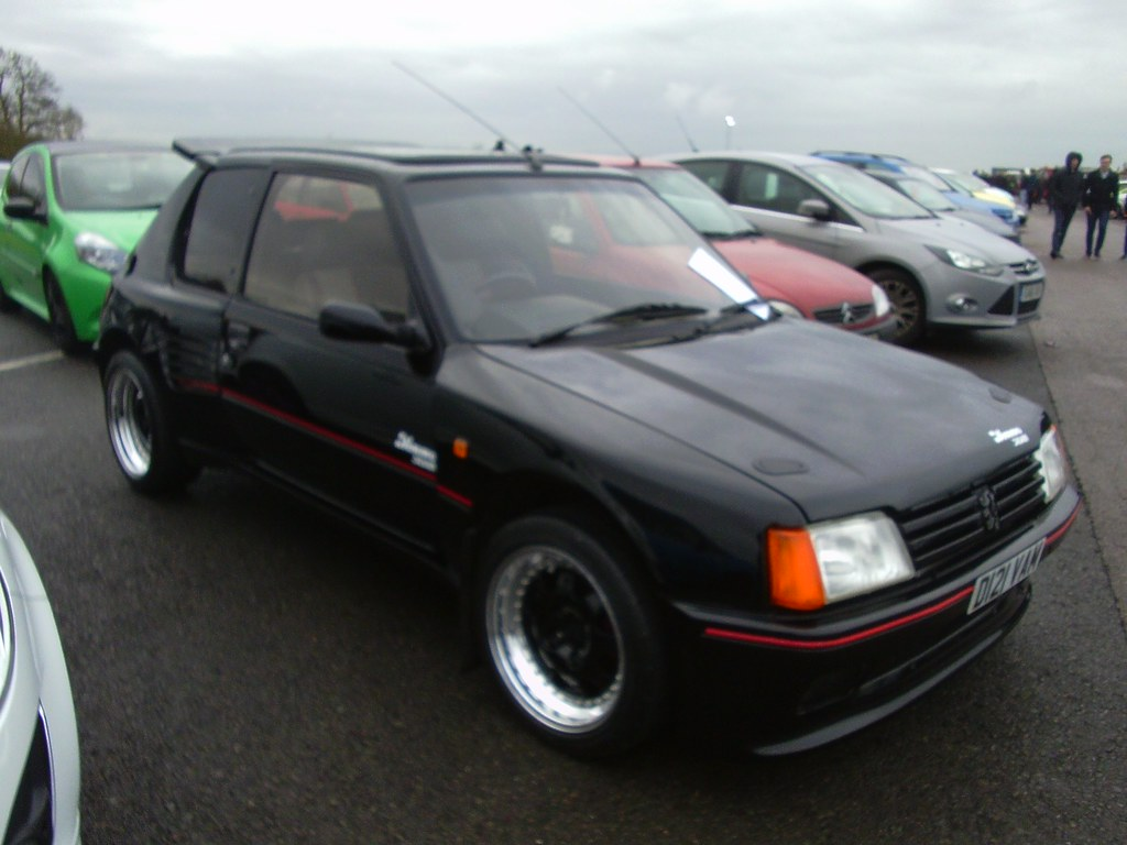 1987 Peugeot 205 GTi '...