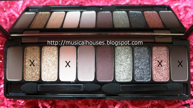 Etude House Play Color Eyes Palettes So Chic Play 2 Colour For Eye Look