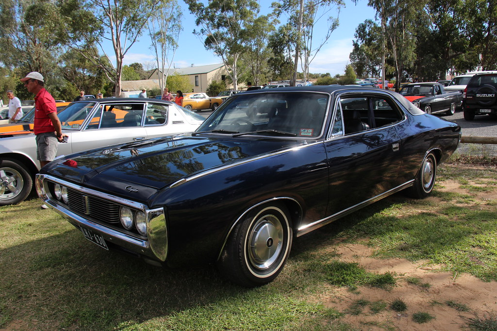 1972 Chrysler By Chrysler Ch Hardtop Ebony Black The Vh