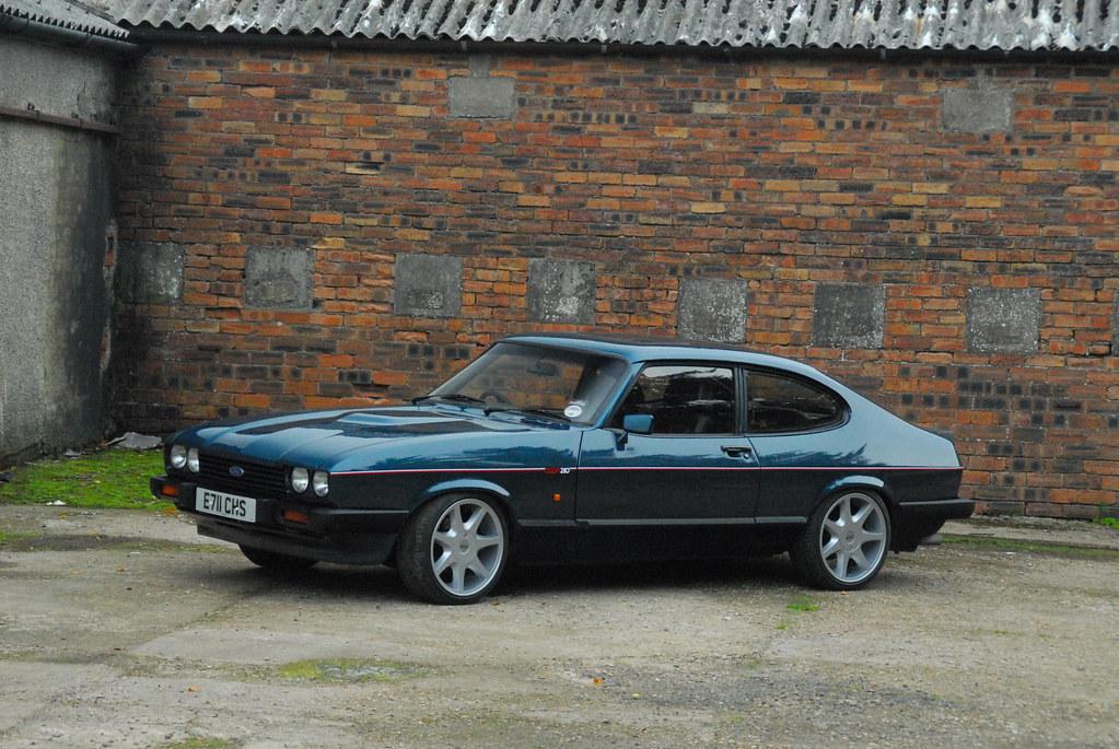 Ford Capri 280 Turbo Technics 169 Jim Cooper Www
