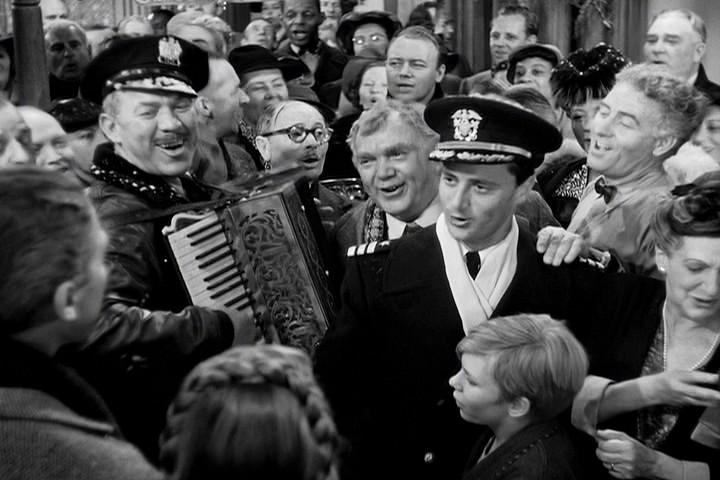 It 39 S A Wonderful Life 1946 Ward Bond On Accordion Charl Flickr