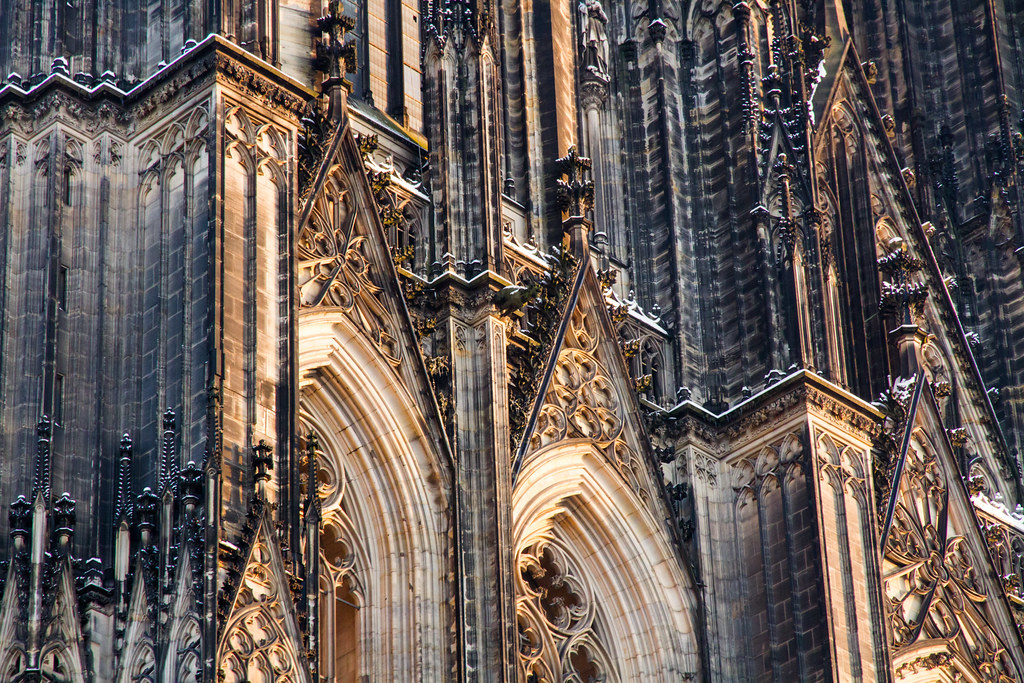 Cologne Cathedral Facade Cologne Cathedral Kölner