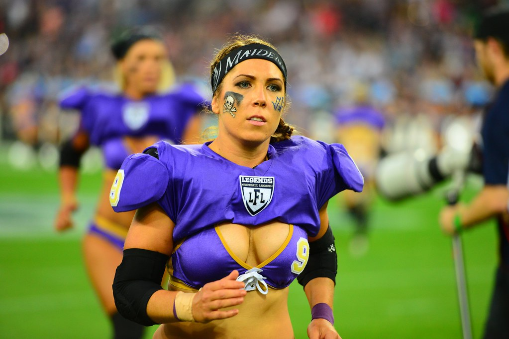 Lfl Wardrobe Malfunction Video