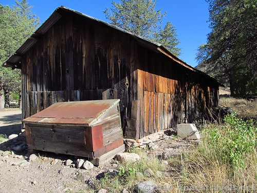 Another outbuilding at Faraway Ranch, Chiricahua National Monument, Arizona