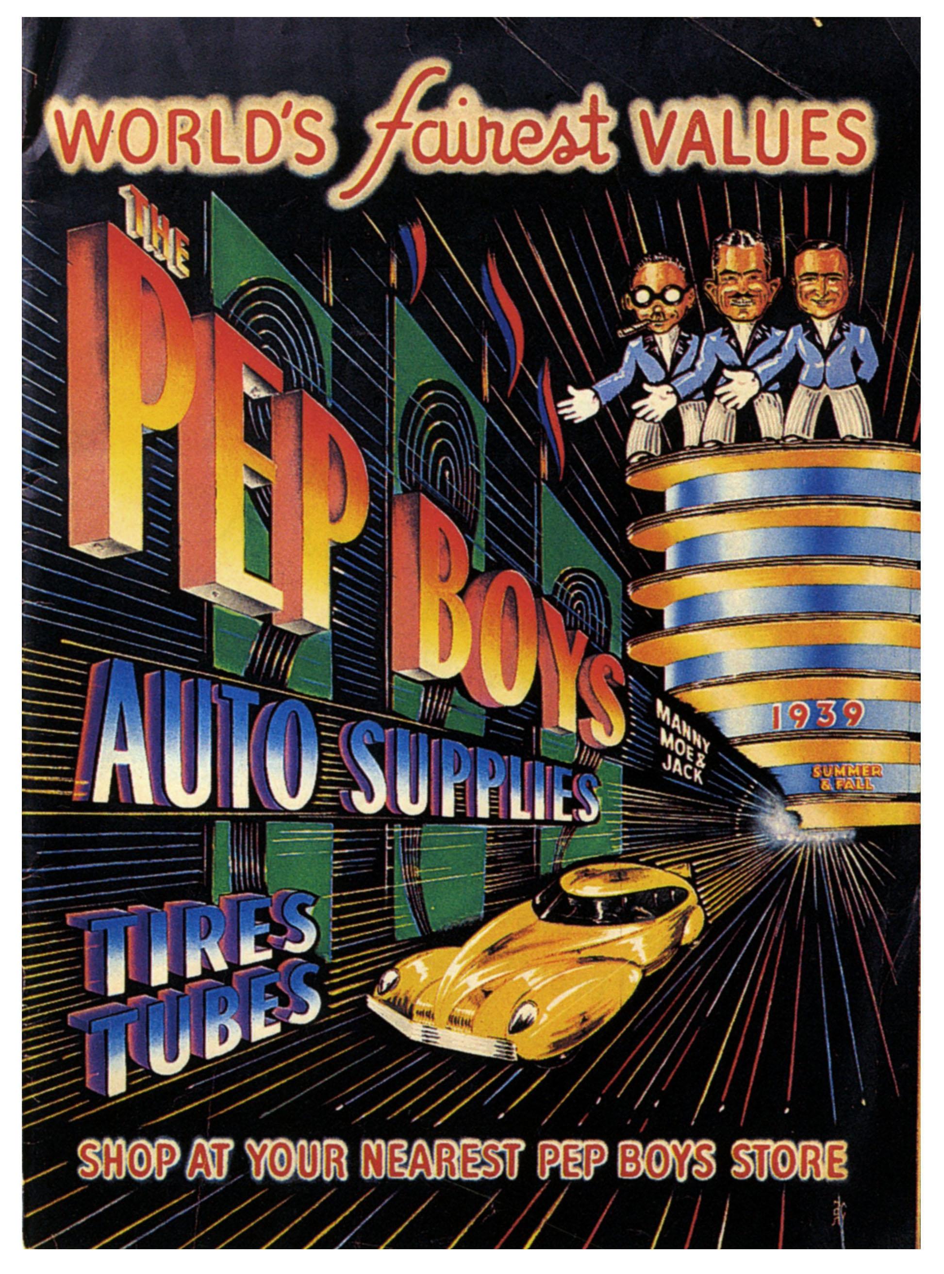 Pep Boys - 1939