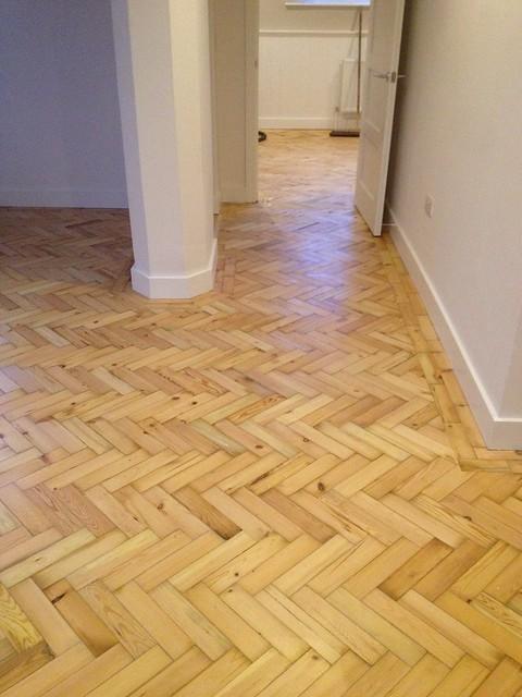 Permalink to Reclaimed Parquet Flooring