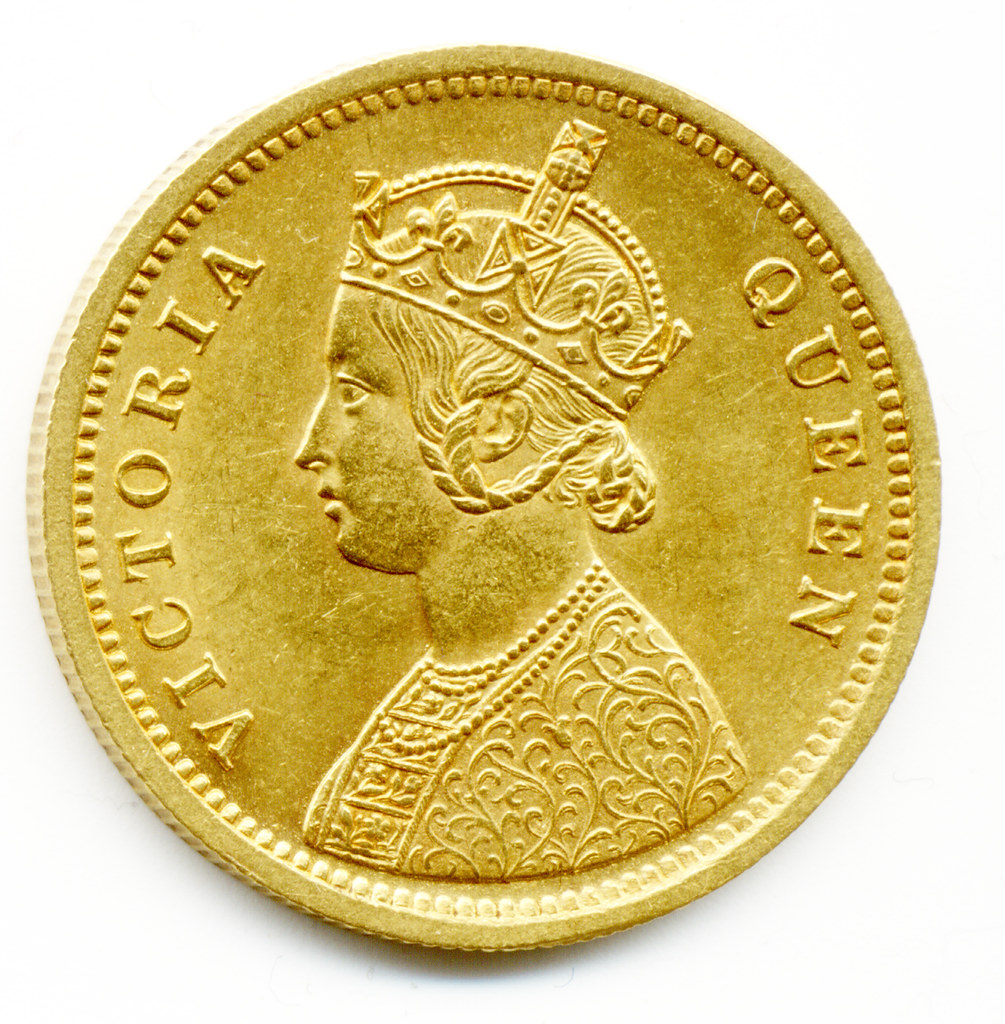Coins For Sale In London 1862 India Gold Mohur Coin Gol