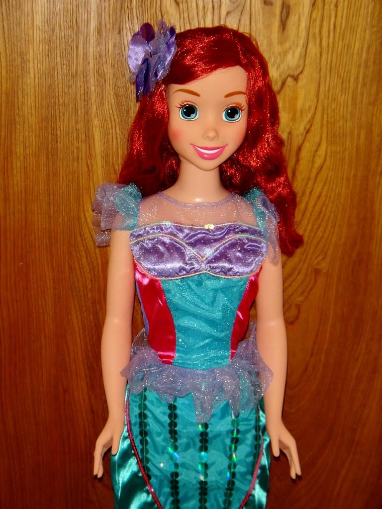 Ariel Fairytale Friend 38 Doll Jakks Pacific First L