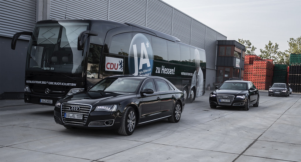 Audi A8 L Security Alexander Kurz Flickr