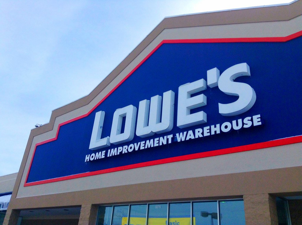Lowe S Home Improvement  Highway  Eatontown New Jersey
