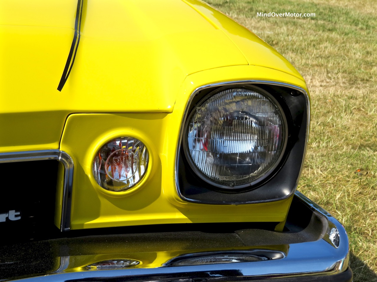 1973 Buick Skylark GS Stage 1 Lights