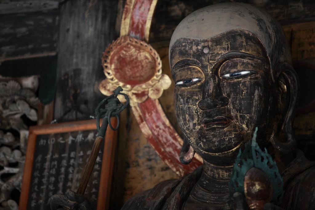The Buddha At Kencho-ji Temple, Kamakura
