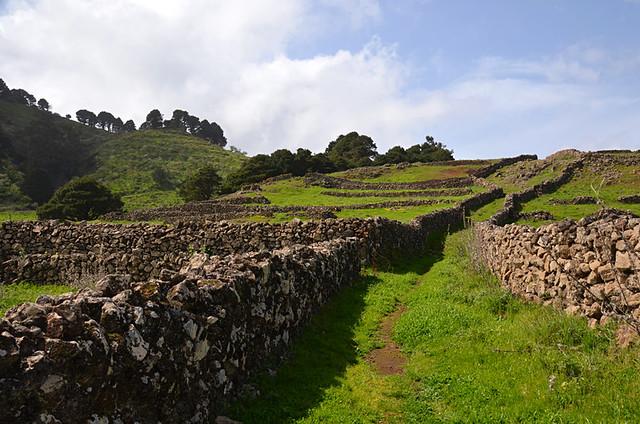 Meseta de Nisdafe, El Hierro