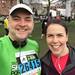 Sean & Kathryn Shamrock runners