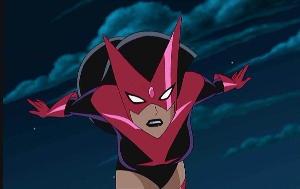 Star Sapphire Carol Ferris | Justice League Unlimited ...