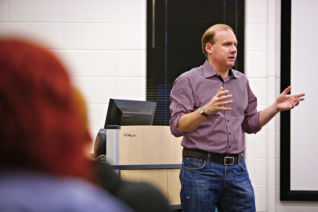 Professor Who Teaches Natural Resources At Vincennes