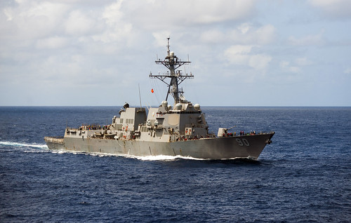 PEARL HARBOR, Hawaii - The guided-missile destroyer USS Chafee (DDG 90) is scheduled to depart Joint Base Pearl Harbor-Hickam for an independent deployment to the Western Pacific and South America, June 13.