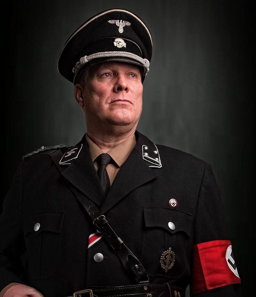allgemeine ss officer