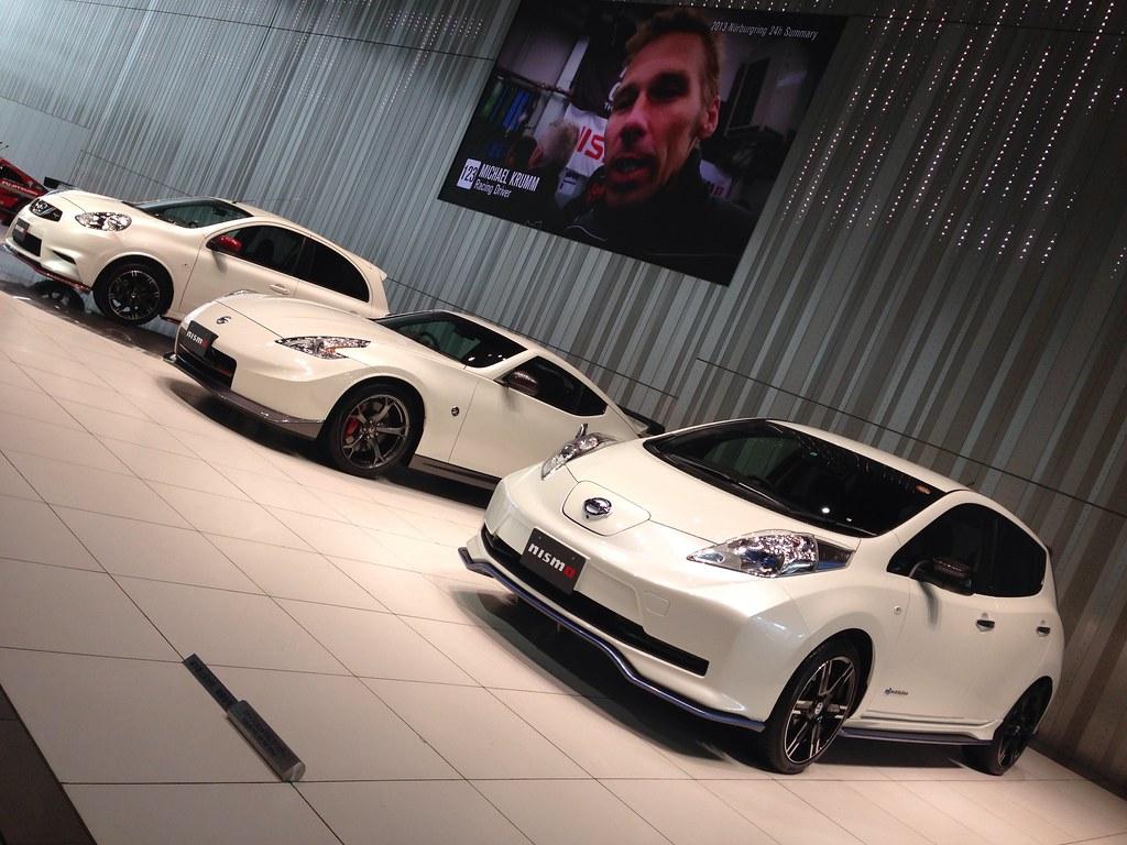 Z nissan motor co ltd flickr for Nissan motor co ltd