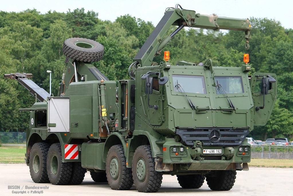 Bison Bundeswehr Schweres Gesch 252 Tztes Berge Und