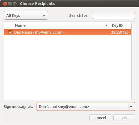 How to PGP encrypt, decrypt or digitally sign files via