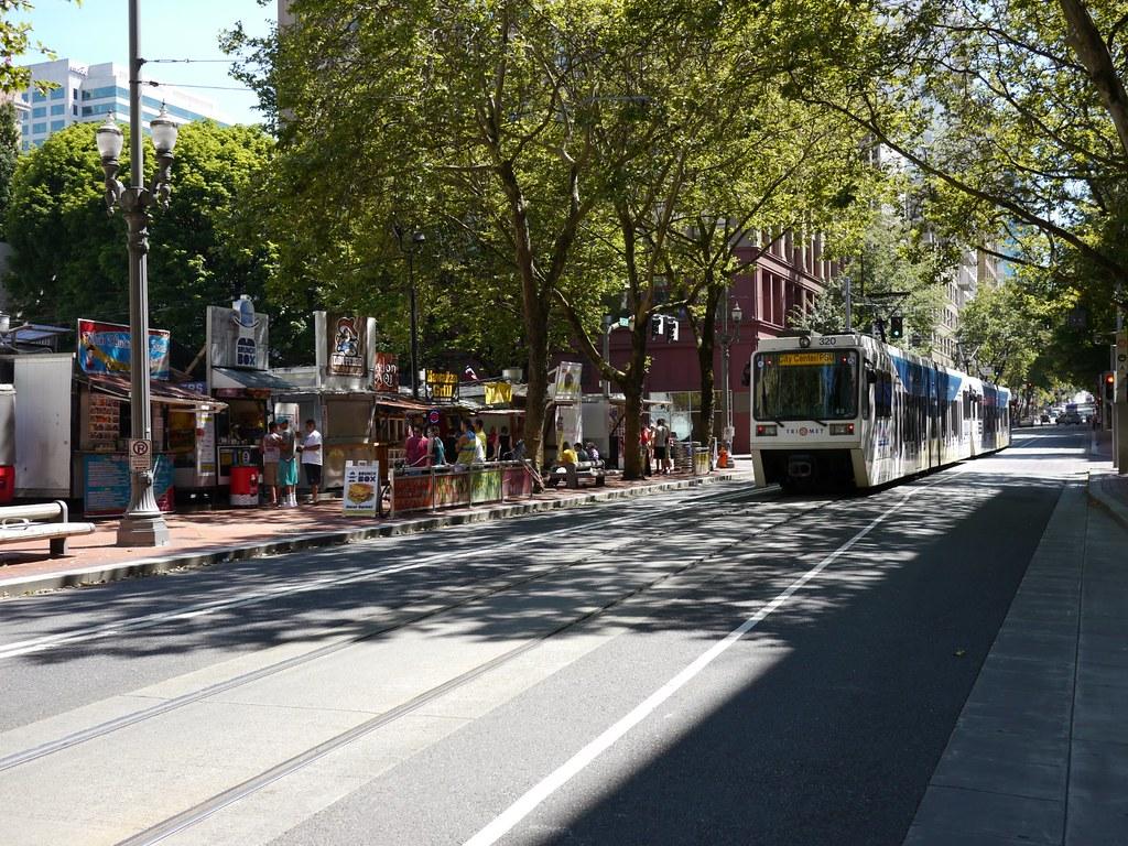 Food Trucks Downtown Traverse City